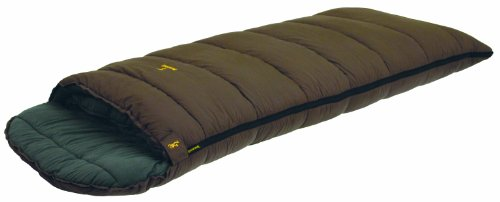 Browning Camping 4893977 Klondike Minus 30 Degrees Sleeping Bag, Outdoor Stuffs
