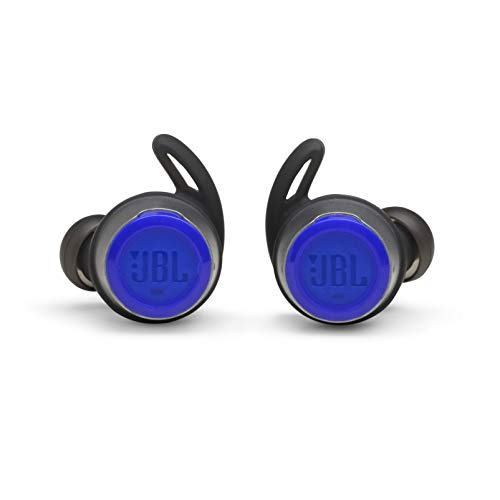JBL Reflect Flow Truly Wireless Sport In-Ear Headphone - Blue
