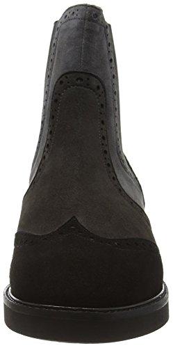 Froide 961677 à Noir Noir Gabriele Doublure Bottines Femme q6OycwFR