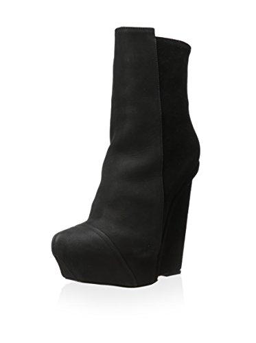 Gareth Pugh Women's Plain Blade Boot, Black, 37 M - Gareth Shop Pugh