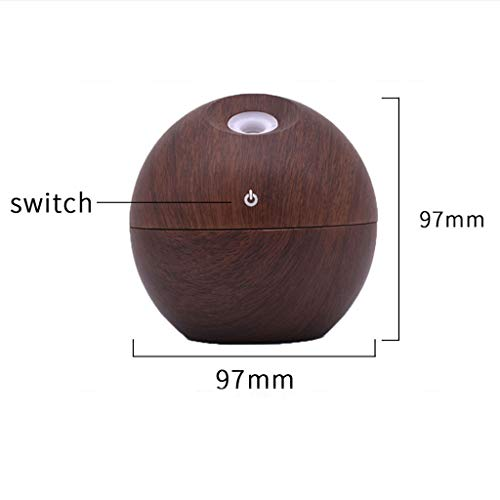 Amazon.com: Essential Oil Diffuser,Aroma Cool Mist Humidifier with ...