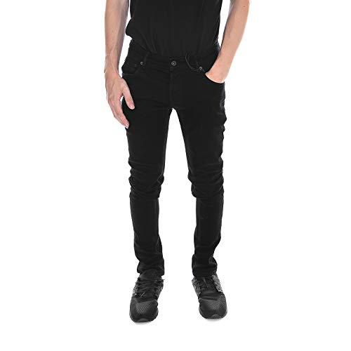 !solid - Jeans Joy Black 118 Straight Denim Nero