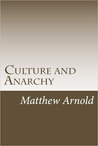 culture and anarchy an essay in political and social criticism  culture and anarchy an essay in political and social criticism matthew arnold will jonson 9781505989656 com books