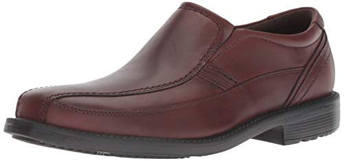 Rockport Men's Style Leader 2 Bike Slip On Tan II Leather Si