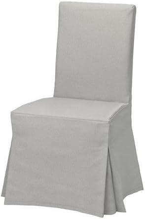 Ikea Chair cover, long, Orrsta light gray 1428.23226.306