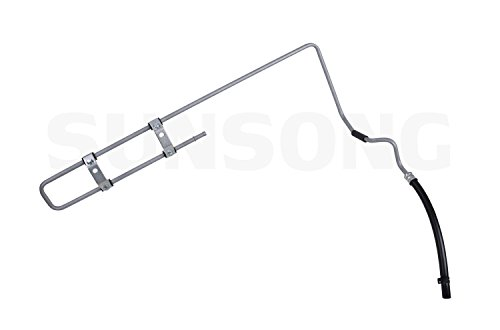 Sunsong 3402967 Power Steering Return Hose Assembly (Ford)