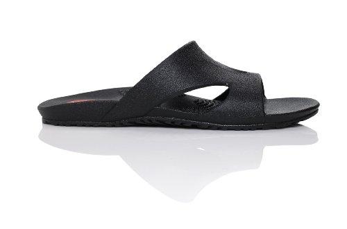Okabashi Mens Glide Sandal Shoes (Black, Size 12-13 XXL)
