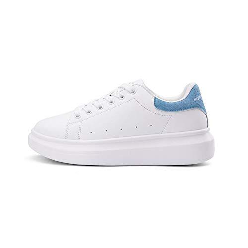 colore Donna Ff Size Scarpe cn39 Da uk6 Eu39 Blue Bianche ZBqxSBwIa