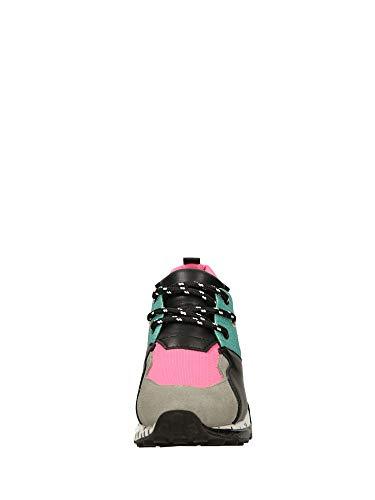 Zapatillas Steve Cliff Bajas Multicolor Mujer Madden BBOgHnxR