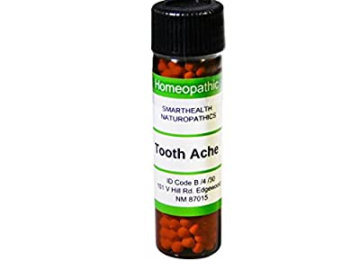 Severe Toothache Pain Relief. Oral Homeopathic formula.
