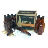 Deluxe Bottling System - Mr. Beer Deluxe Beer Bottling System, 0.5-Liter (32-count)