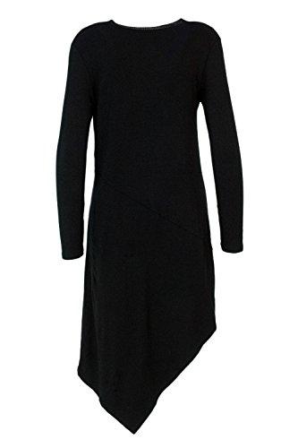 18WWVK05 Kleid Vest Desigual Schwarz GYNEBRA Kurzes Damen q1g7UnxwOa