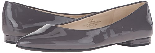 Pictures of Nine West Women's Onlee Synthetic Pointy Toe Flat 6 M US 4