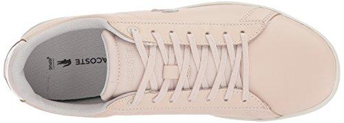 Lacoste Kvinders Carnaby Evo Sneaker Lys Pink / Hvid oszJFg0k1B