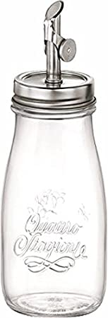 0.40 L Bormioli Rocco Quattro Stagioni Vidrio Botella paquete de 12