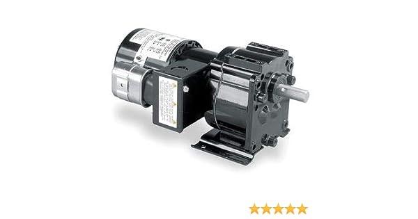 Dayton 4Z519 AC Parallel Shaft Psc Gear Motor, Degrees_Fahrenheit, on
