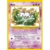 Pokemon - Mew  - Wizards Black Star Promos