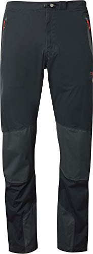 RAB Kinetic Alpine Pant - Men's Beluga Large from RAB