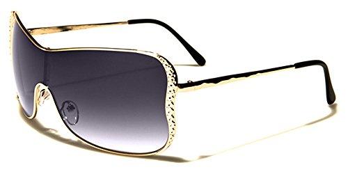 Hutt Designer de COMPLET VG SPORT AU soleil VOLANT Or lunettes microfibre UV400 femme GRATUIT poche vibrant rectangle Noir mode Protection inclus ZvdwdXq