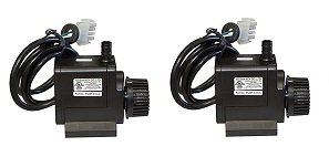 Portacool PUMP-CYC-3 Cyclone Replacement Pump, Fits 2000 and 3000 Evaporative Coolers, Model (2-(Pack))