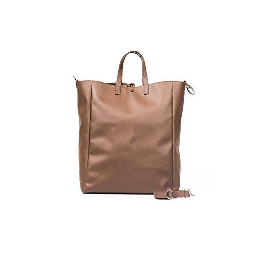 Trussardi Collection Damenhandtasche Dunkelbraun e21Quw