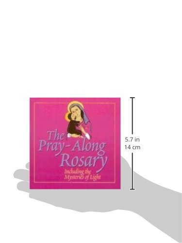 The Pray-Along Rosary: Including the Mysteries of Light--CD