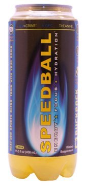 Speedball (12 Pack, Citrus)