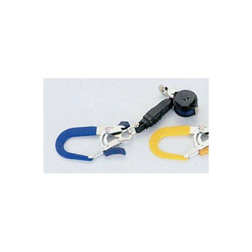 【10個】 連結用品 カラビナ KB10 変D型 鉄 環なし O型よりも強度に優れています 123 伊藤製作所 アMD B01KL4Y9YC