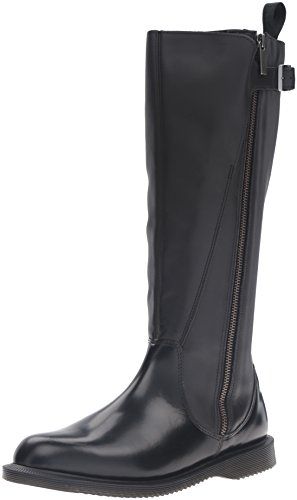 Dr Dr Woman Martens Black Boot Martens rT80BwqrZ