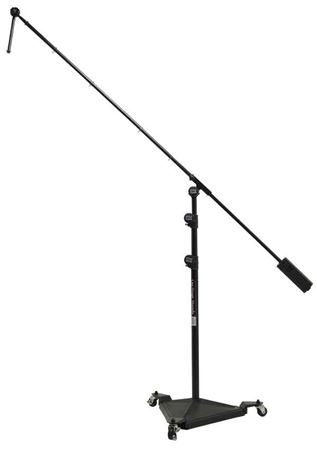 (On Stage SMS7650 Hex-Base Studio Boom Microphone Stand)