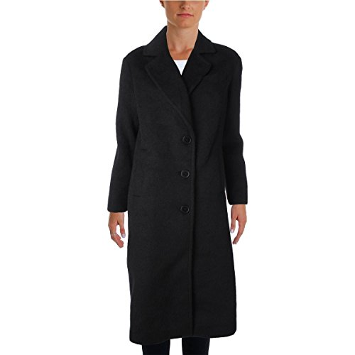 jones new york black coat - 8