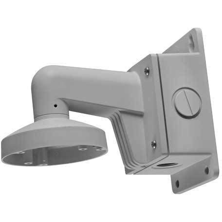 WMS WML PC130T DS-1273ZJ-130B-TRL Wall Mount Bracket with Backbox for Hikvision Turret Camera DS-2CD2342WD-I