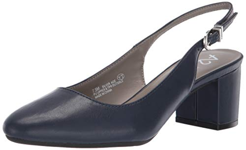 Silver Age Shoe, Navy, 7 M US ()