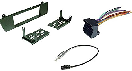 aftermarket stereo wiring harness amazon com carxtc stereo wiring harness  dash install kit  carxtc stereo wiring harness