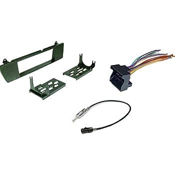 amazon com carxtc stereo wiring harness dash install kit faceplate carxtc stereo wiring harness dash install kit faceplate fm antenna adaptor combo