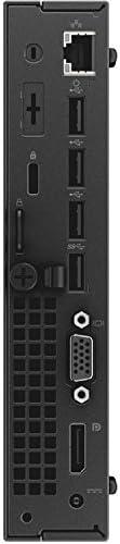 Renewed 8GB RAM 256GB SSD Dell OptiPlex 3020 Micro Desktop 80101289214 Intel Core i5-4570S