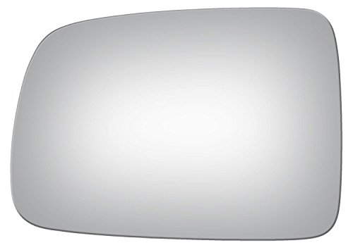 Burco 4141 Driver Side Replacement Mirror Glass for 2004-2006 HONDA CR-V European Built Only - Honda Crv Replacement Driver