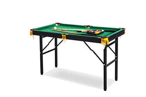 RACK Leo Folding 4-Foot Billiard/Pool Table