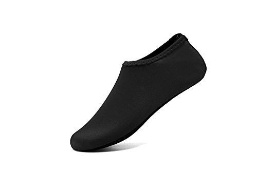 Shoes Aerobics Water Slip Swim Black Aqua Anti Yoga For Durable Mens Socks Pool Skin Aqua Womens Water Kids WQINSHOE Barefoot Beach 4wq0HU0