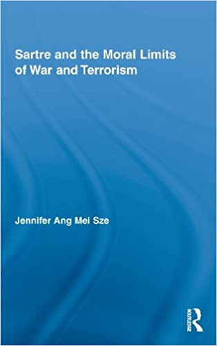 Sartre and the Moral Limits of War and Terrorism (Studies in Philosophy)
