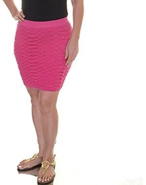 Guess High Waist Snake Skirt Size XS