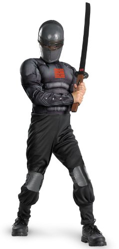 Gi Joe Snake Eyes Mask - 4
