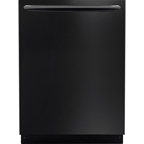 "Frigidaire Gallery 24"" Tall Tub Built-In Dishwasher with Stainless-Steel Tub Black FGID2474QB"