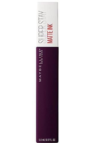 Maybelline Superstay Matte Ink Liquid Lipstick City Edition 135