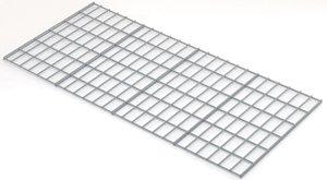Nashville Wire Prod., Rivet Shelf Wire Decking, Hksg2472, Product No.: 24 X 72'', Size D X W: 17.5, Ksg2472