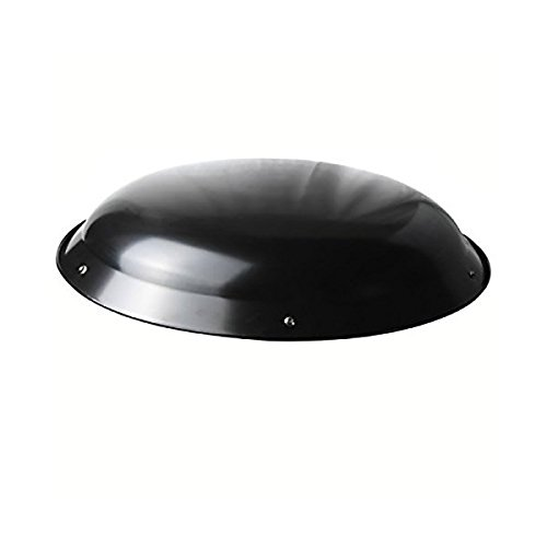 Ventamatic XXDURADOMBL Aluminum Dome for Roof Power Attic Ventilators