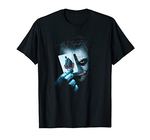 Batman The Dark Knight The Joker - Batman Dark Knight Joker T Shirt