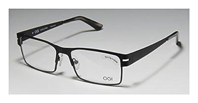 Ogi 4505 Mens/Womens Prescription Ready Premium Segment Designer Full-rim Eyeglasses/Eye Glasses