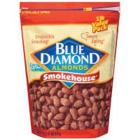 Cheap Blue Diamond Smokehouse Almonds (Case of 6)
