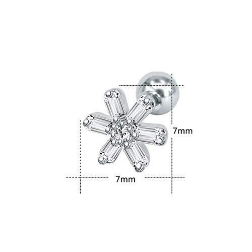 2piecs/lot Stainless Steel Earrings for Women Crown Crystal Stud Earrings Cute Star Stud Earrings femme,R